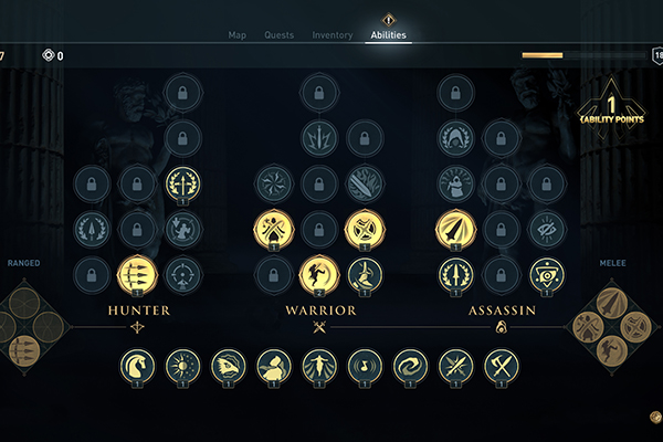 In Assassin's Creed Odyssey habt ihr die freie Wahl!