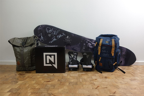 Gewinne ein cooles Paket von Nitro!