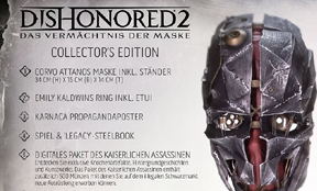 Dishonored 2 Collectors Edition gewinnen!