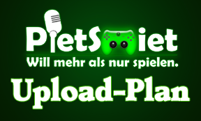 Upload-Plan am 21.01.2018