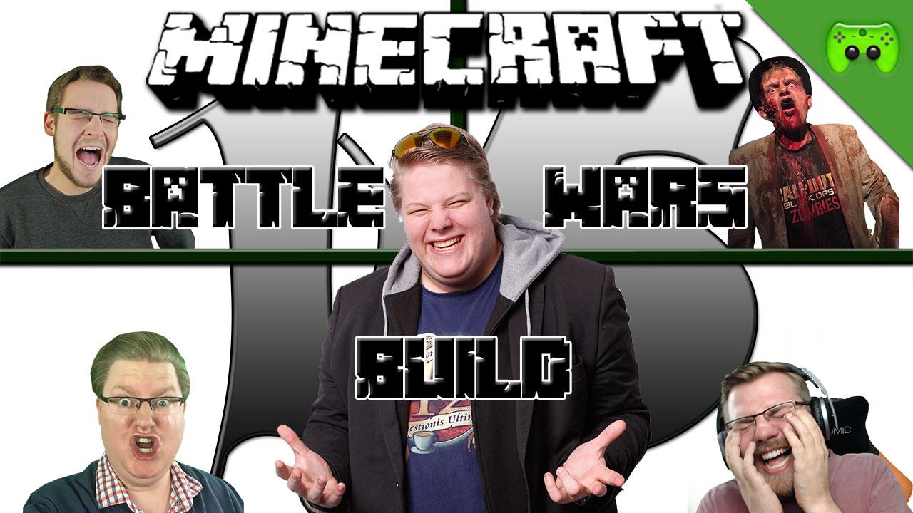 GEBURTSTAG Minecraft Battle Build Wars PietSmietde Videos - Minecraft spiele geburtstag