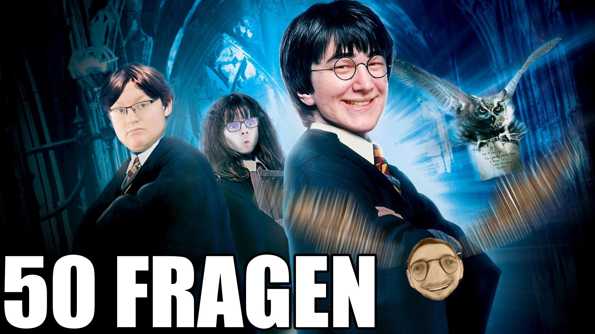 50 Fragen Zu Harry Potter Pietsmiet Videos News Und Spiele