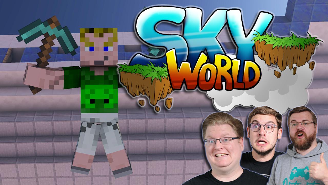 Minecraft Sky World Playlist PietSmietde Videos News Und Spiele - Minecraft spielen de