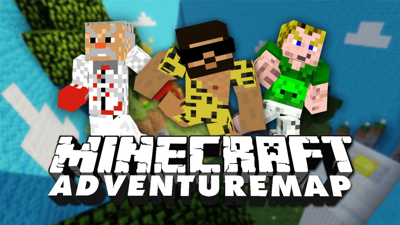 Minecraft Adventure Map Special! - PietSmiet.de - Videos, News und ...