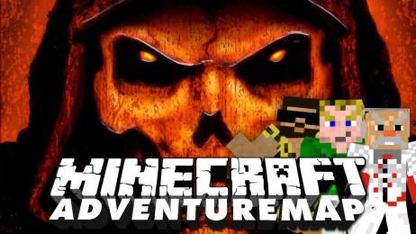 Lets Play Minecraft AdventureMaps DeutschHD PietSmietAdv - Minecraft spiele filme auf deutsch