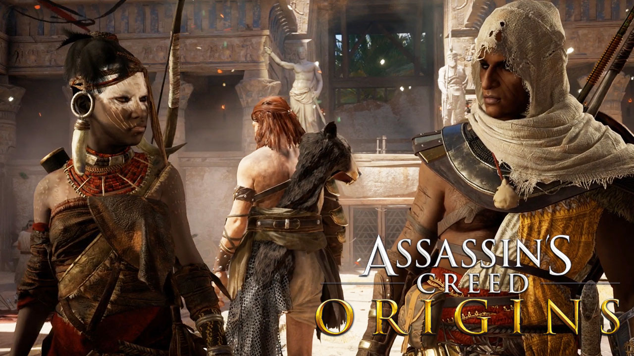 Assassin's Creed Origins Playlist - PietSmiet.de - Videos ...